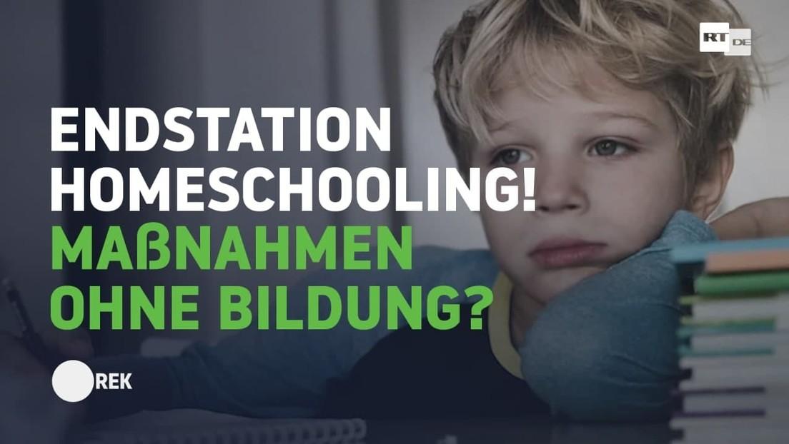 Endstation Homeschooling - Maßnahmen ohne Bildung?