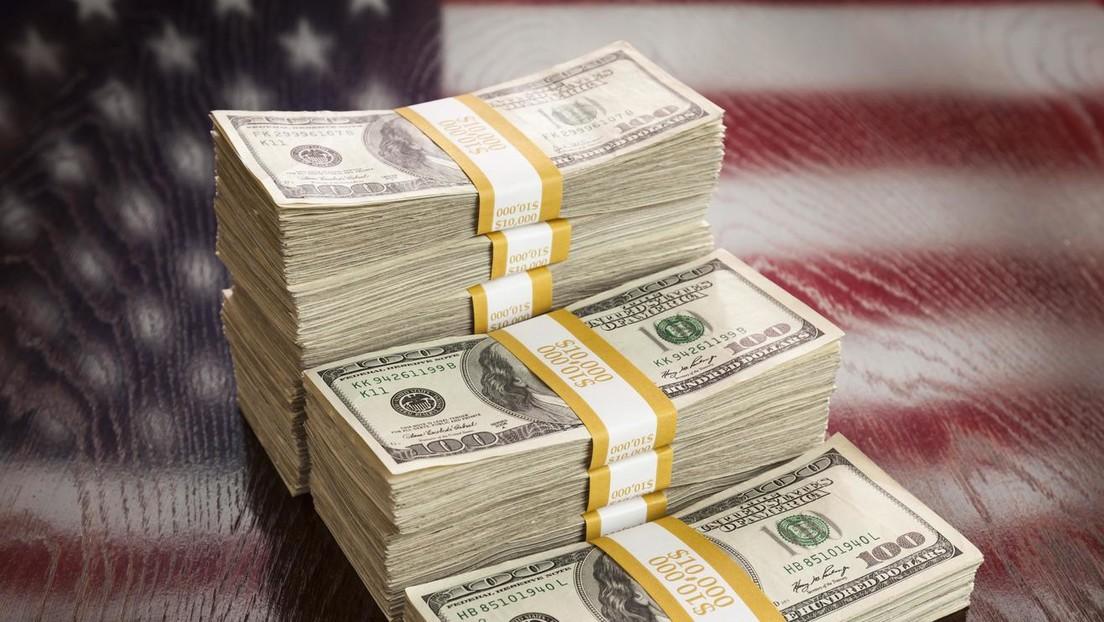 US-Finanzamt: Das reichste eine Prozent enthält Fiskus pro Jahr 163 Milliarden Dollar Steuern vor