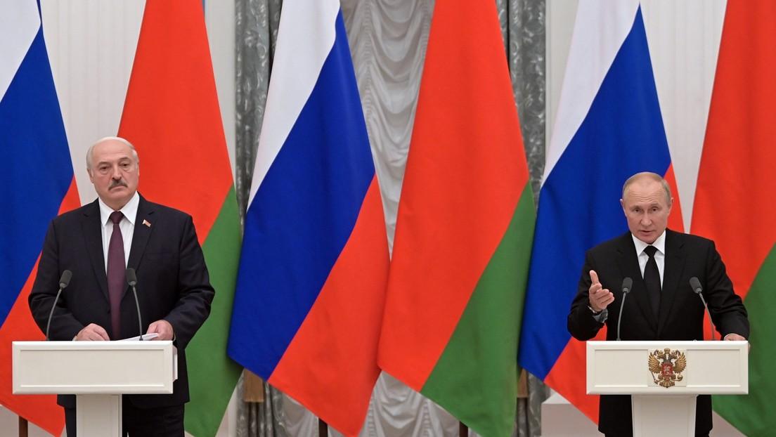 """Putin kritisiert Doppelstandards  – """"Warum redet man mit den Taliban, aber mit Lukaschenko nicht?"""""""