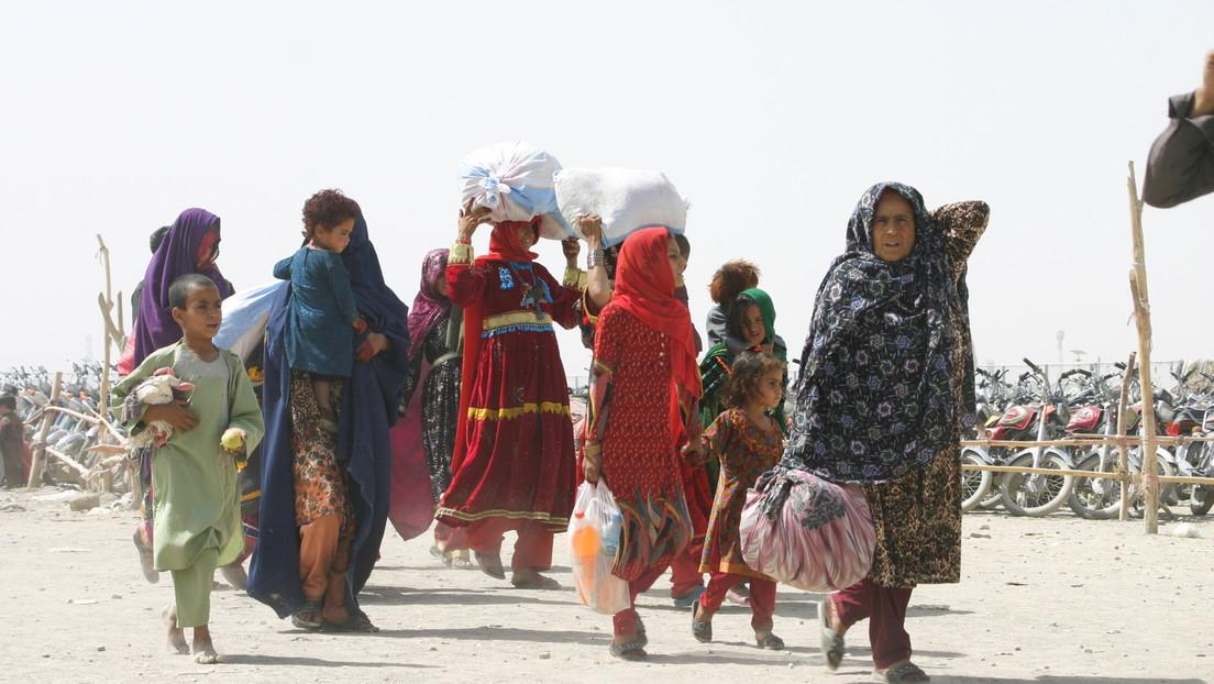 Einfrieren der Hilfsgelder für Afghanistan könnte massive Flüchtlingskrise auslösen
