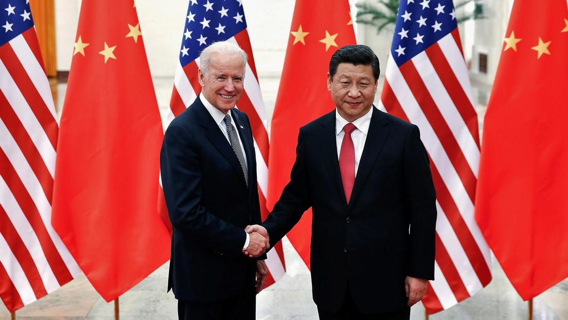"""Erstes Telefonat seit Monaten: Xi und Biden führen """"umfassende strategische Kommunikation"""""""