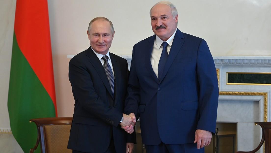 """Russland und Weißrussland kündigen """"historischen Durchbruch"""" bei Unionsstaat an"""