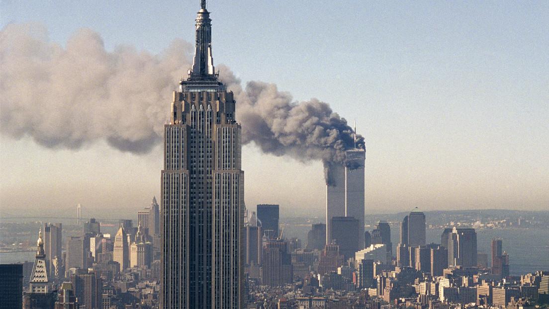 Ein Tag des Terrors: Archivbilder der Anschläge vom 11. September