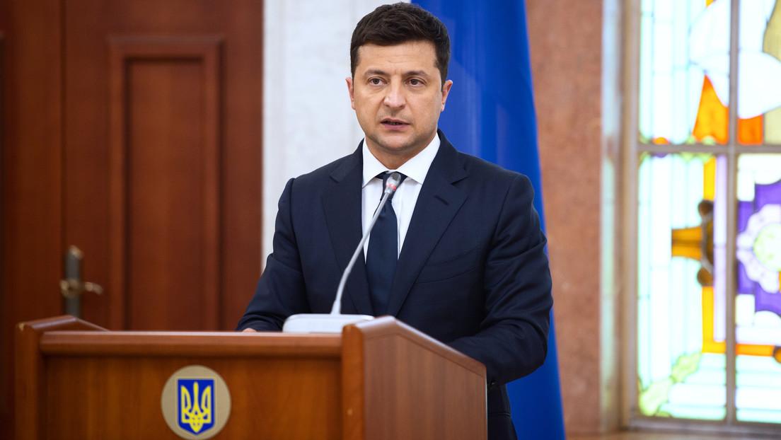 Selenskij: Krieg zwischen Russland und der Ukraine möglich