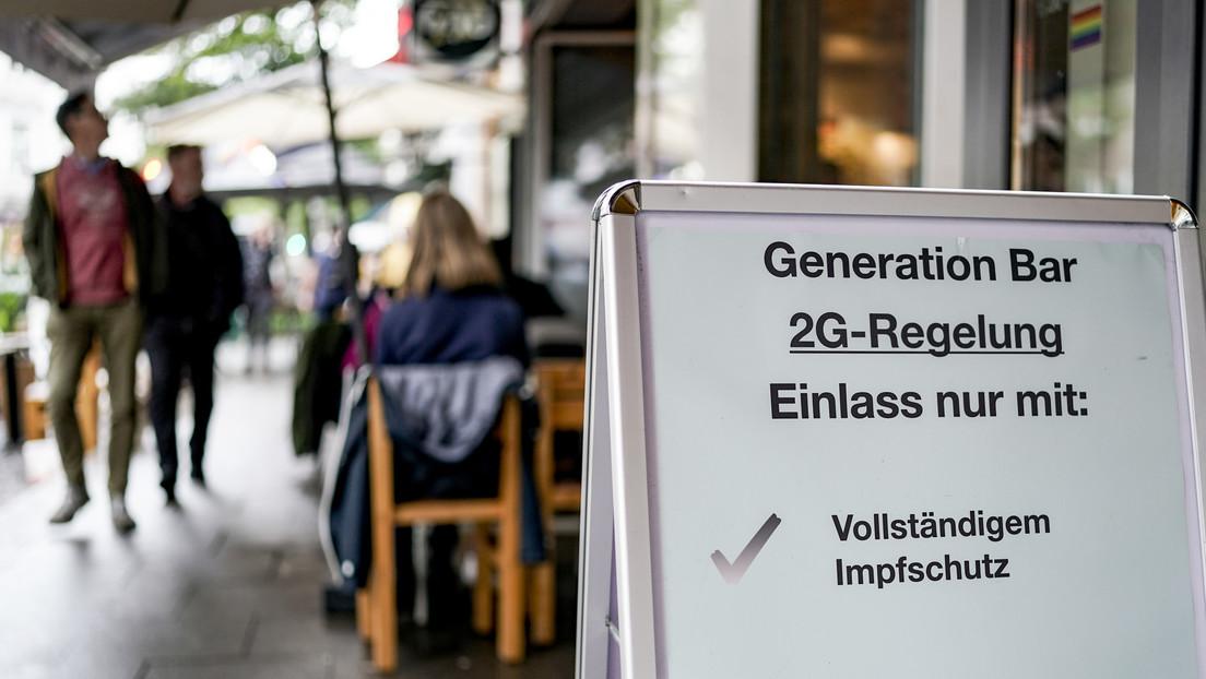 """""""Pandemie der Ungeimpften""""? Auch nach """"2G""""-Party in Münster mindestens 26 positiv Getestete"""