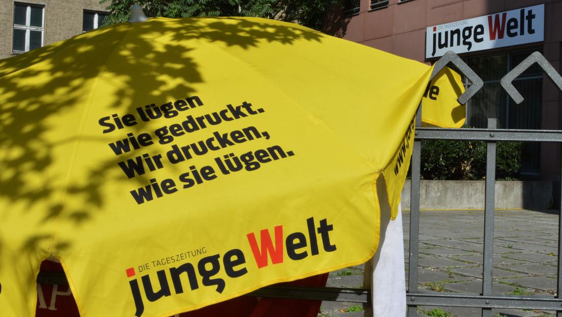 """""""Ausübung demokratischer Rechte behindert"""" – Junge Welt klagt gegen Bundesrepublik"""