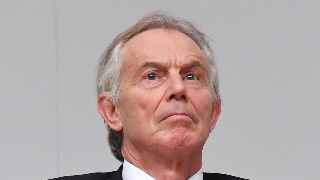 Tony Blair hält Vorträge: Kein Wort über seine Rolle beim völkerrechtswidrigen Angriff auf Irak