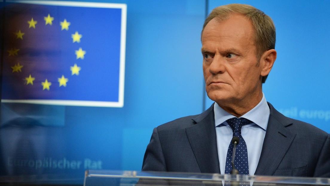 """Polnischer Oppositioneller Tusk zum Streit zwischen Regierung und EU: """"Polen könnte EU verlassen"""""""