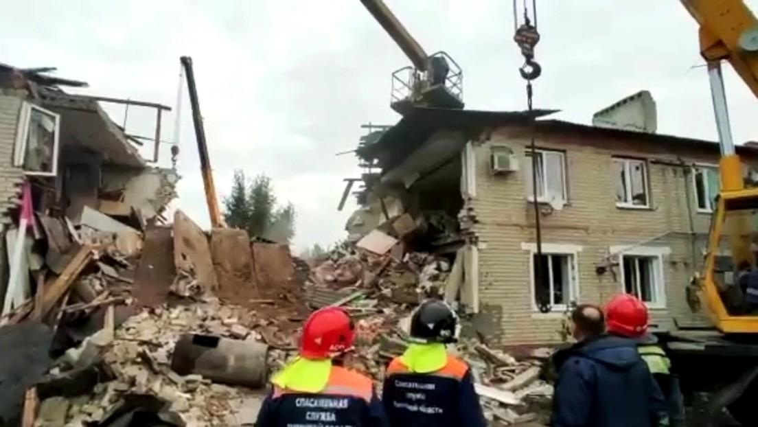 Russland: Erneut mehrere Tote bei Gasexplosion in Wohnhaus