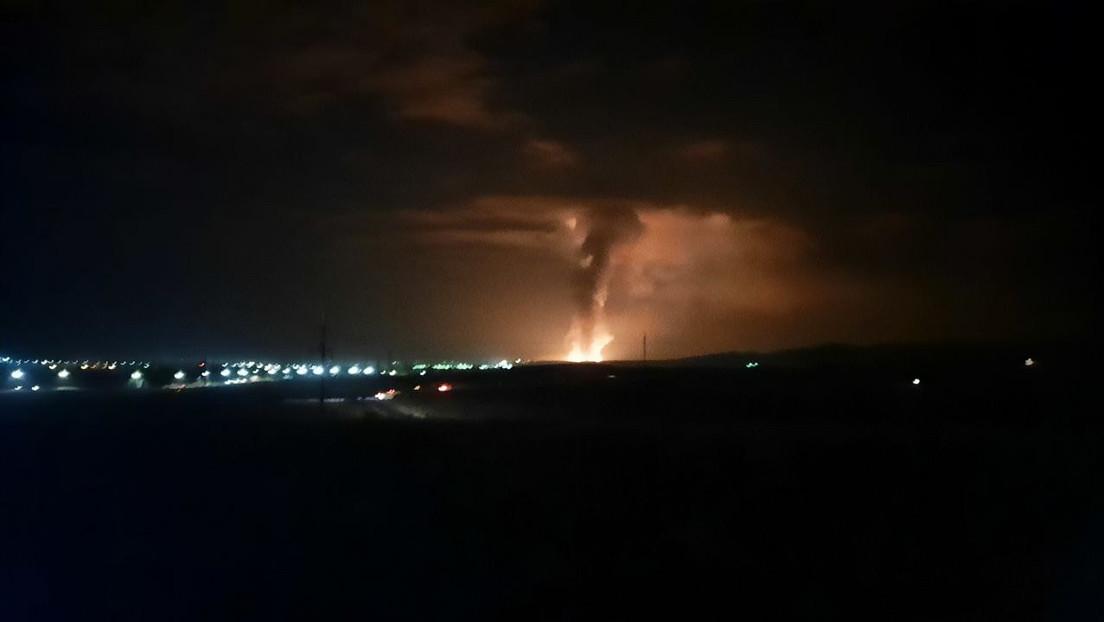 Nordirak: Drohnenangriff nahe US-Militärstützpunkt in Erbil verursacht Explosionen
