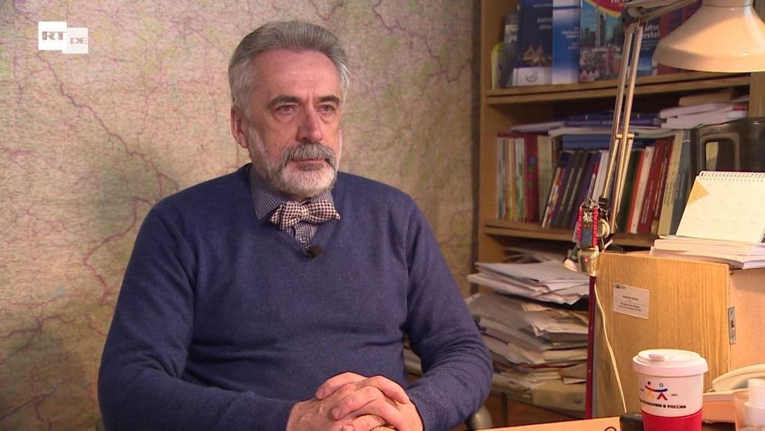 Wladislaw Below:  Für Russland ist egal, wer Bundeskanzler wird