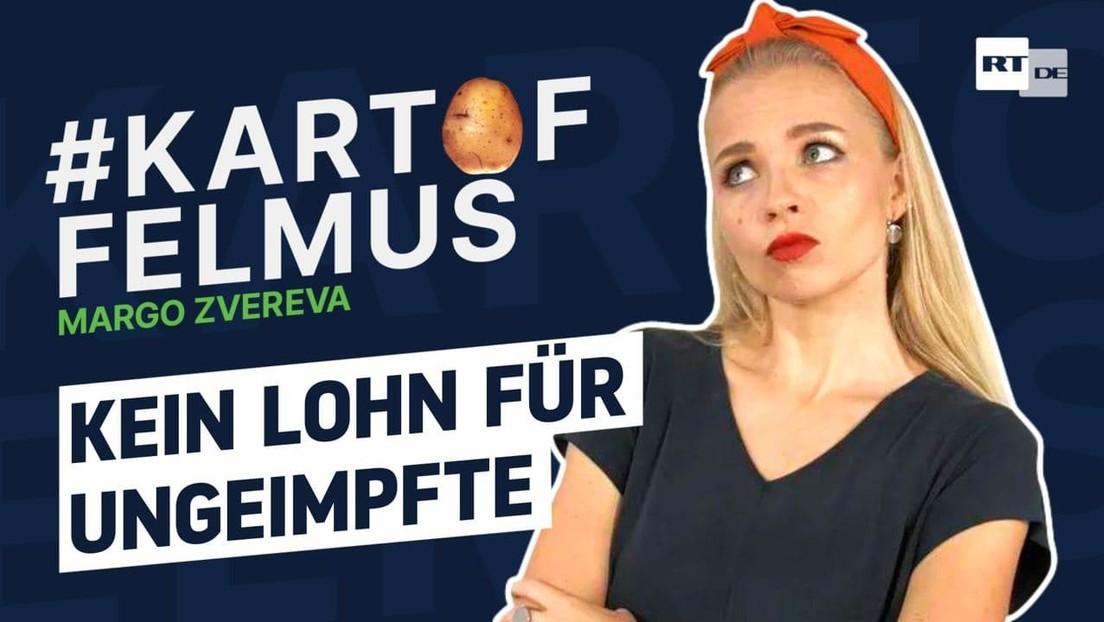 Spahn will Kanzler - Grünen-Geld aus dem Ausland - Kartoffelmus (Folge 26)