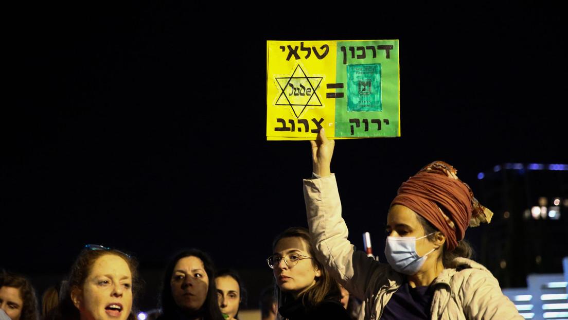 Israelischer Gesundheitsminister gibt zu, dass es bei Impfpässen nur um Nötigung geht