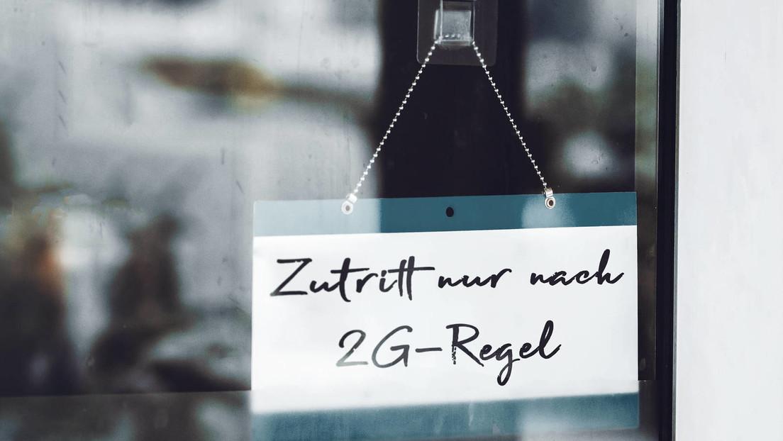 Berliner Senat beschließt Corona-2G-Modell