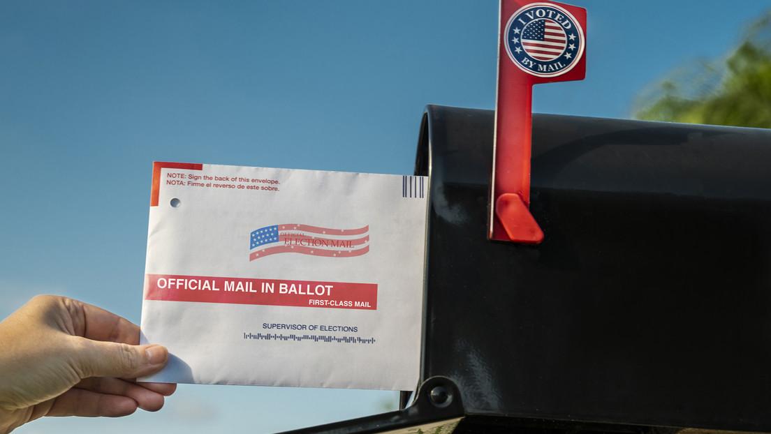 Wahlbetrug via Briefwahl? Wähler in Kalifornien haben angeblich bereits gewählt