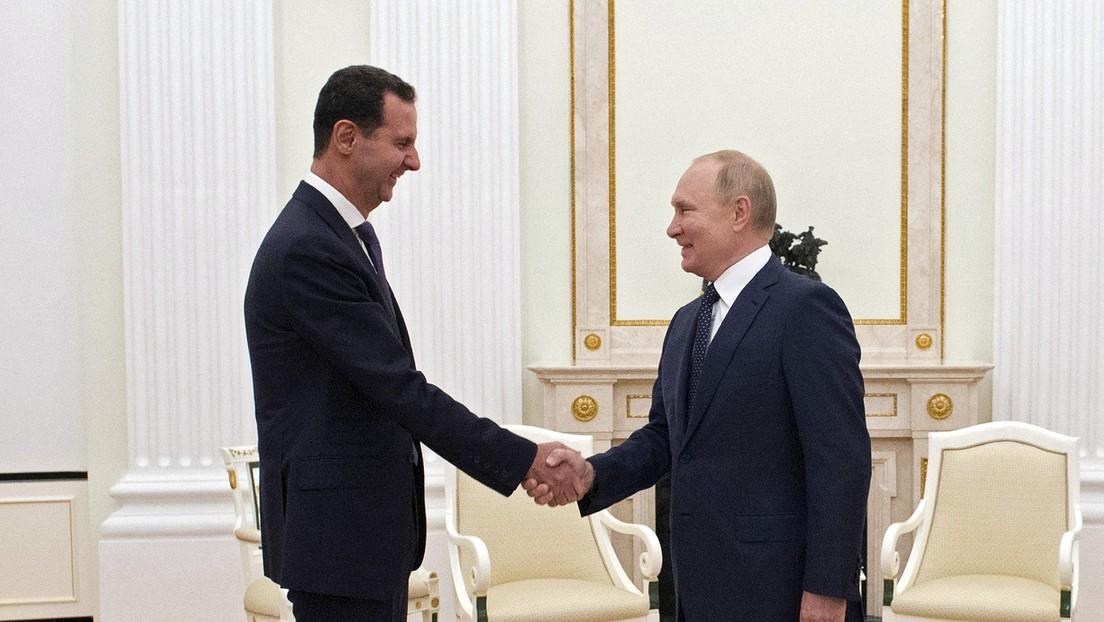 Assad trifft Putin: Was bedeutet die Befreiung von Darʿā für Syrien und die Region?