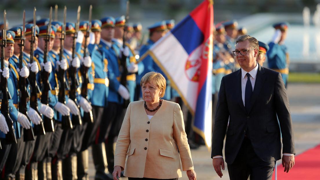 Kanzlerin Merkels Besuch in Belgrad: Bestätigung der Relevanz Serbiens oder Wahlkampfhilfe?