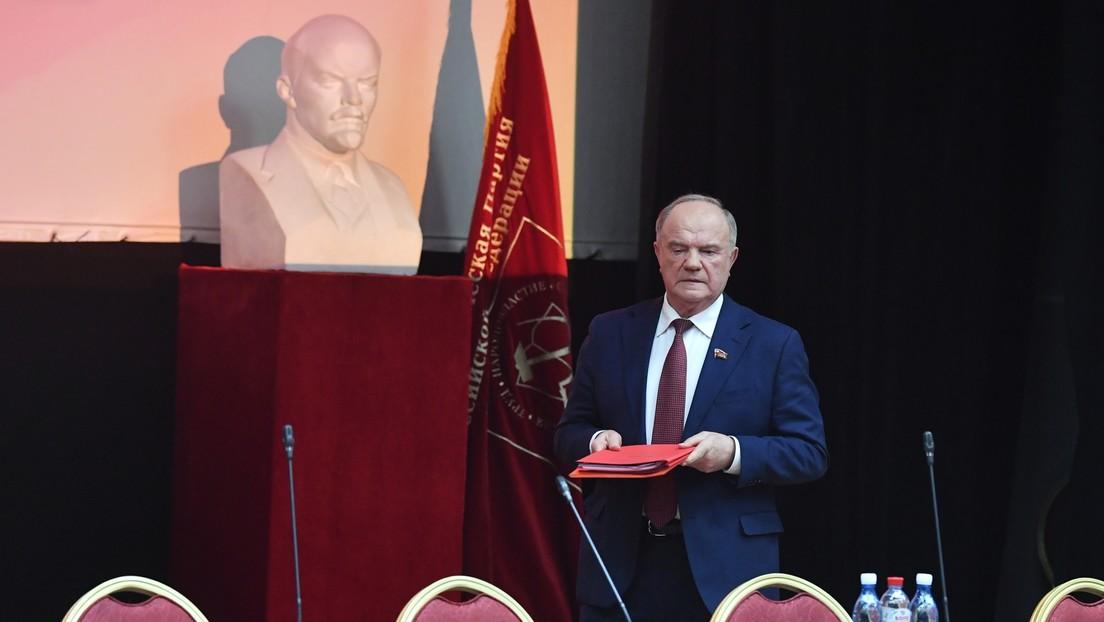 Leitfaden für russische politische Parteien vor den Parlamentswahlen 2021: Die Kommunistische Partei