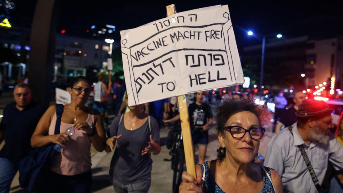 Israel: Bekannter Corona-Impfgegner stirbt an COVID-19