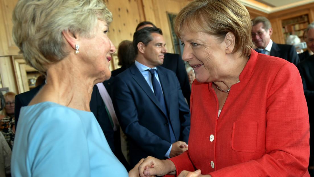 Merkel und die Medien – eine krisensichere Freundschaft