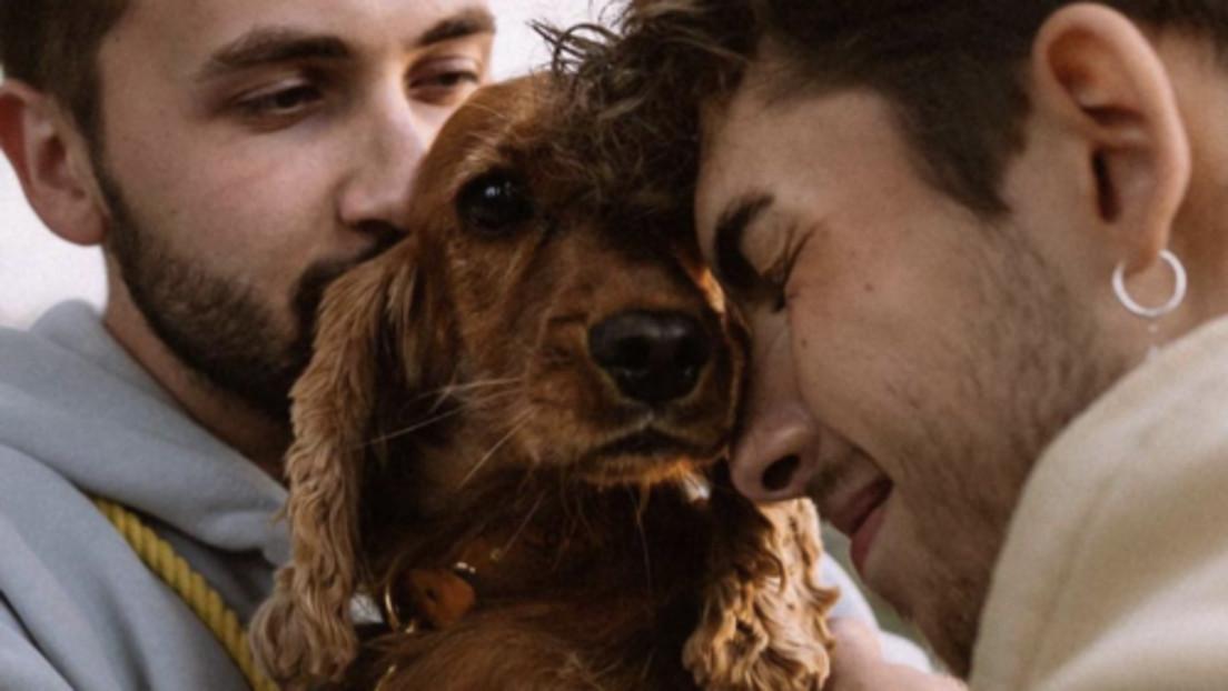 Für mehr Vielfalt: Hundeausrüster in Sankt Petersburg wirbt mit gleichgeschlechtlichen Paaren