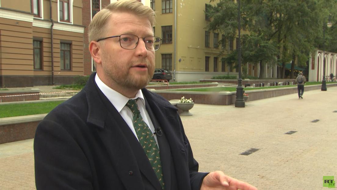 Jabloko-Vorsitzender zu RT: Meine Partei ist ein Fenster mit frischer Luft für Russland