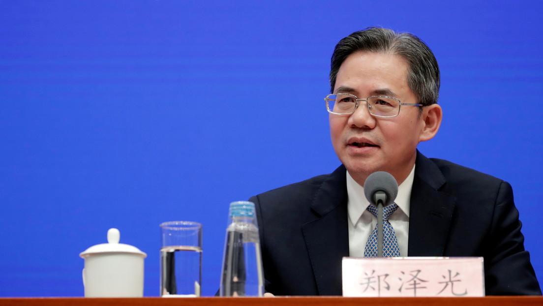 Großbritannien sperrt chinesischem Botschafter den Zutritt zum Parlament
