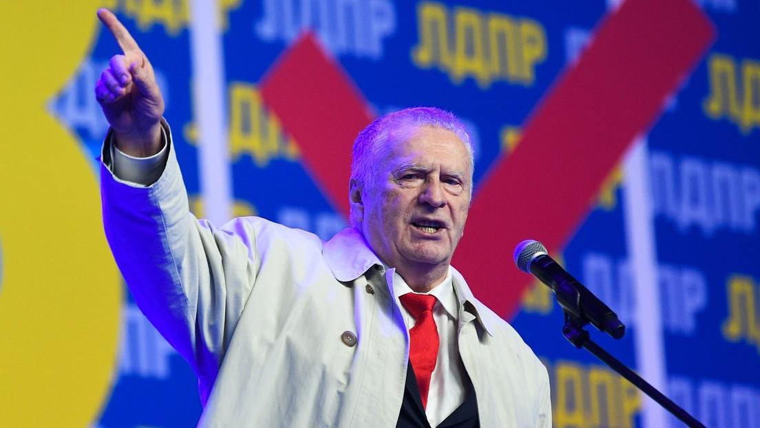 Leitfaden für russische politische Parteien vor den Parlamentswahlen 2021: Die Liberaldemokraten