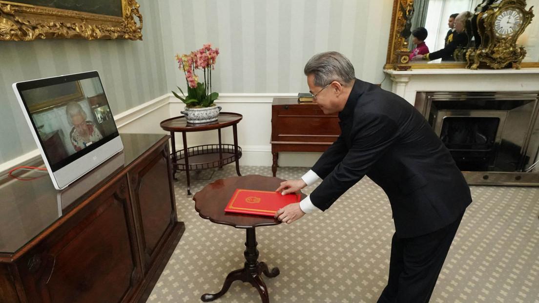 Peking verurteilt Vorgehen gegen den chinesischen Botschafter in Großbritannien