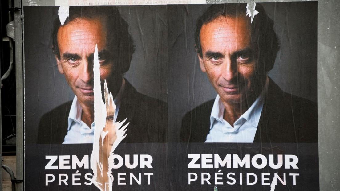 Möglicher französischer Präsidentschaftskandidat Éric Zemmour will muslimische Vornamen verbieten