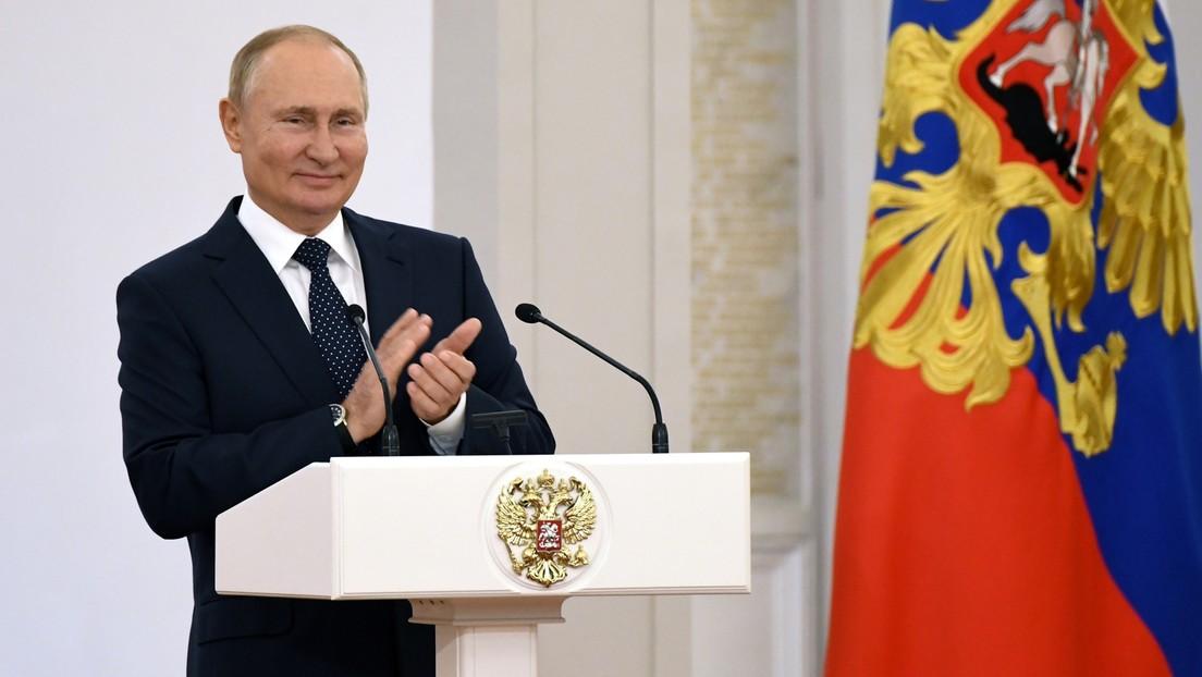Peskow: Wirksamkeit von Putin ist noch höher als die von Sputnik V