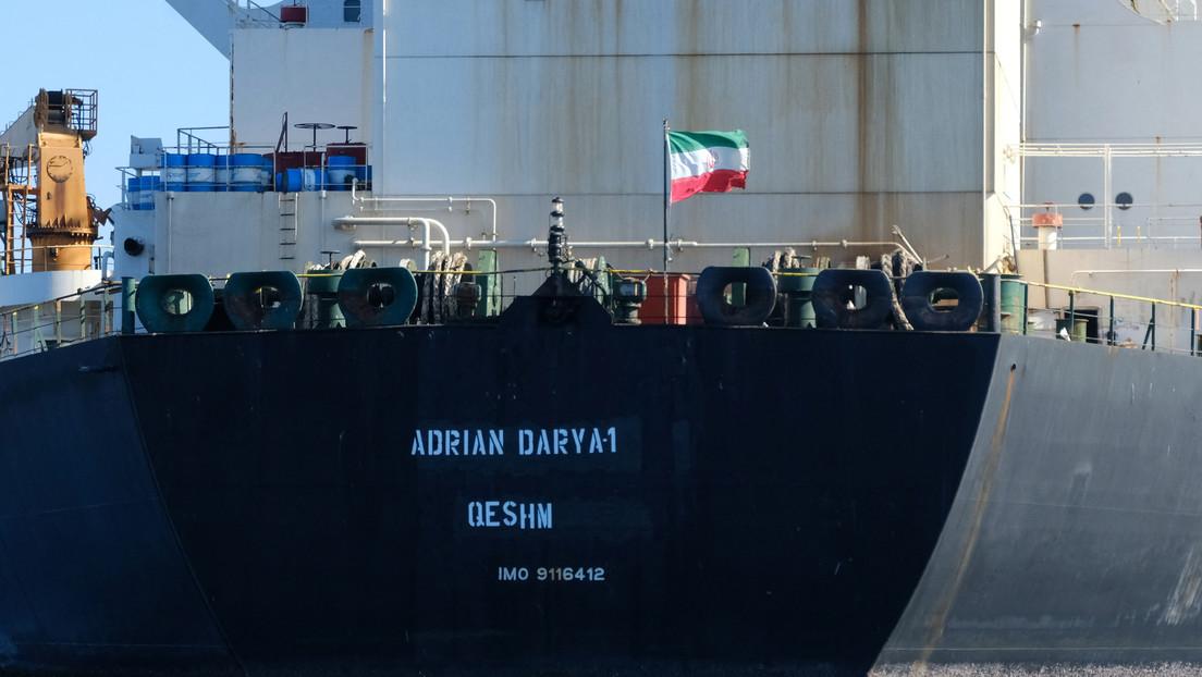 Ankunft des iranischen Tankers in Syrien: Syrische Armee eskortiert Öllastwagen in den Libanon