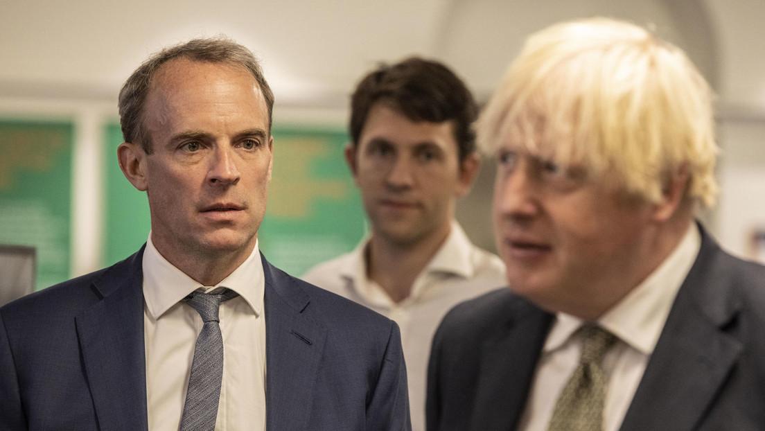 UK: Dominic Raab als Außenminister abgesetzt – fortan Justizminister und stellvertretender Premier