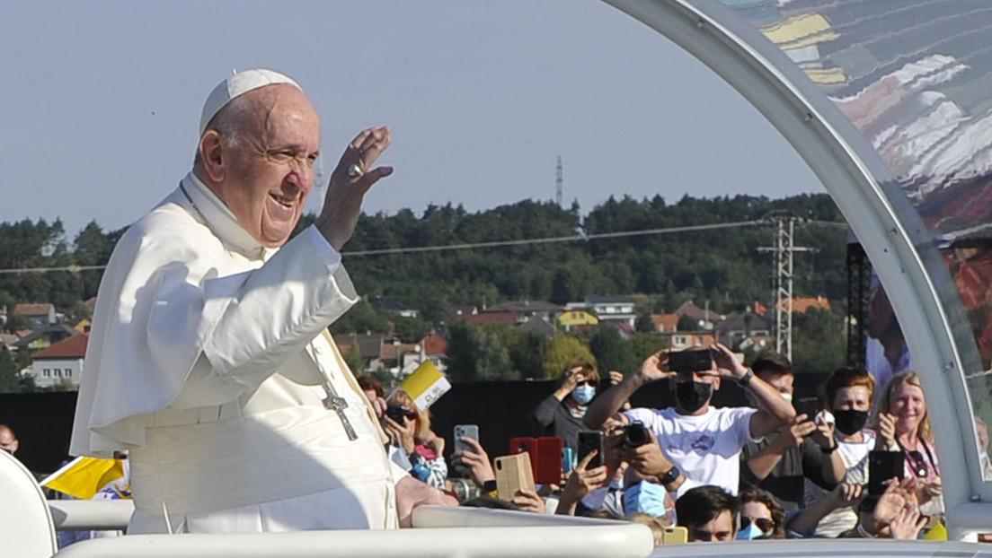"""Papst Franziskus: """"Abtreibung ist Mord"""" – Kein Ehesakrament für Homosexuelle"""