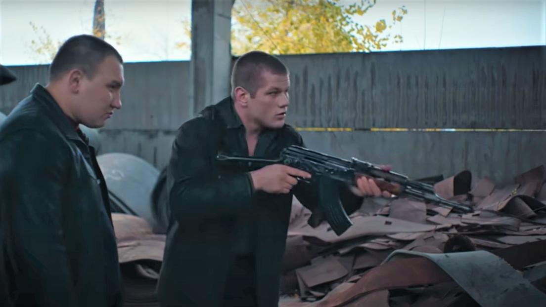Ukrainischer Neonazi spielt Hauptrolle im von Deutschland und EU geförderten Senzow-Film – Warum?