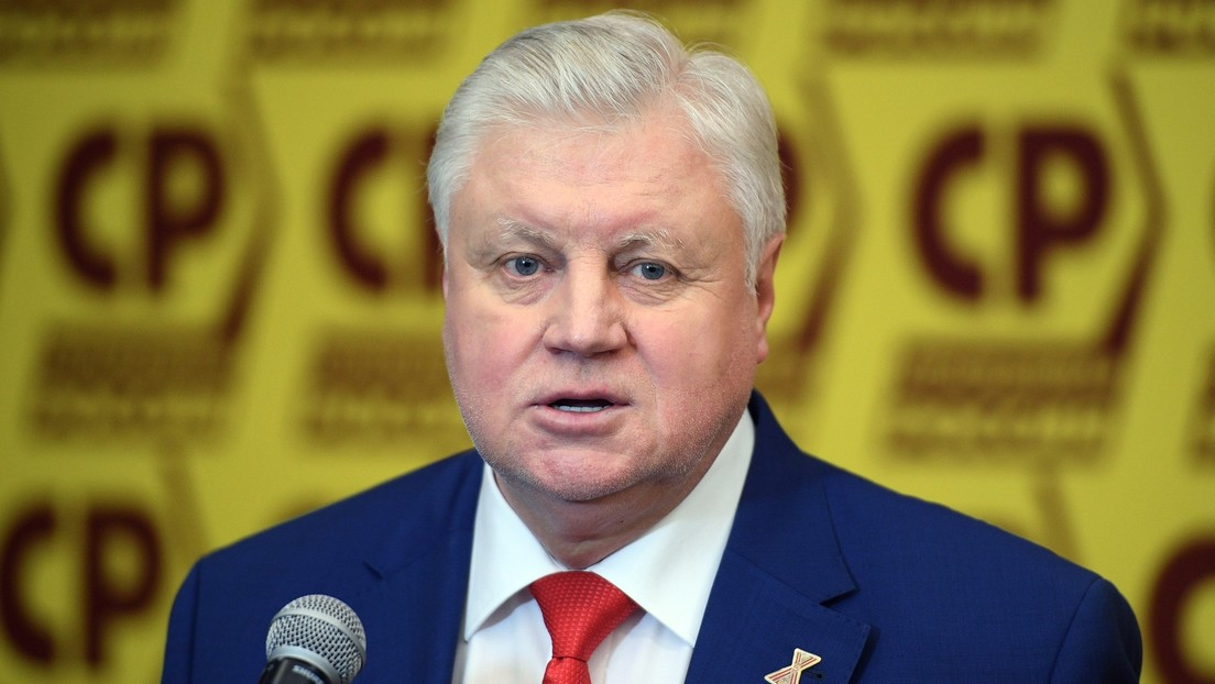 Leitfaden für russische politische Parteien vor den Parlamentswahlen 2021: Gerechtes Russland
