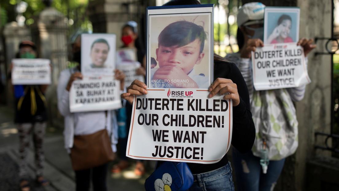 """Internationaler Strafgerichtshof gibt grünes Licht für Ermittlungen in Dutertes """"Drogenkrieg"""""""