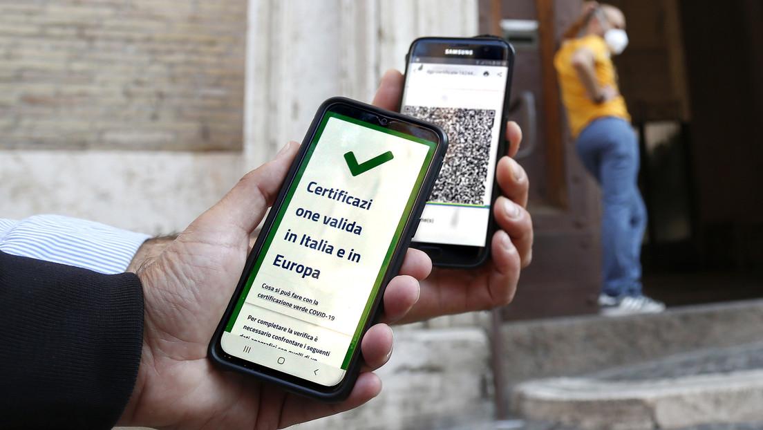Italia: Il governo rende obbligatorio il passaporto verde Corona per tutti i dipendenti