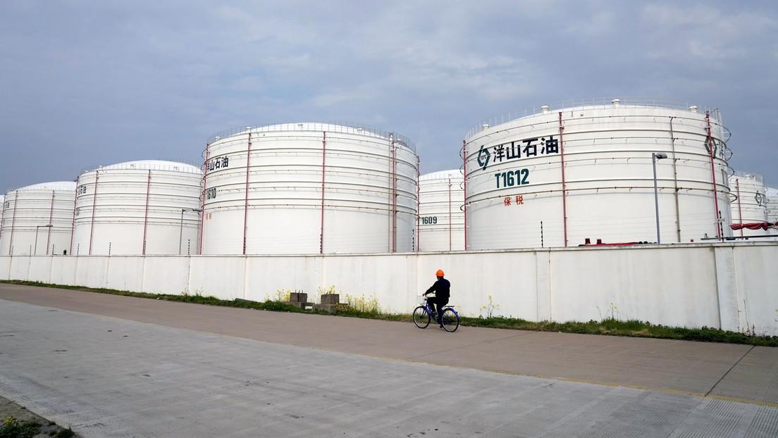China senkt Ölimporte und steigert Kauf von Erdgas