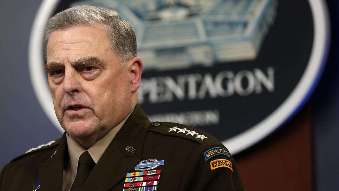 Angst vor Atomkrieg: Top-US-General Milley gesteht Geheimgespräche mit China hinter Trumps Rücken