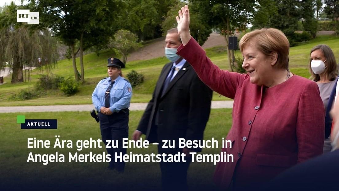 Eine Ära geht zu Ende – zu Besuch in Angela Merkels Heimatstadt Templin