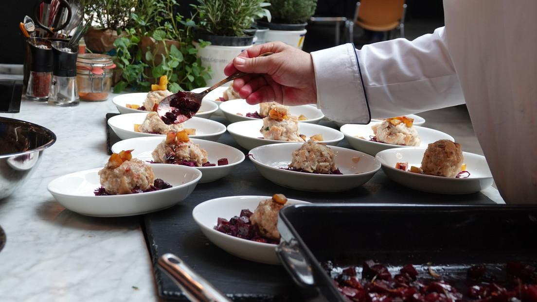 Russischer Koch Muchin ist in Top Ten der Welt