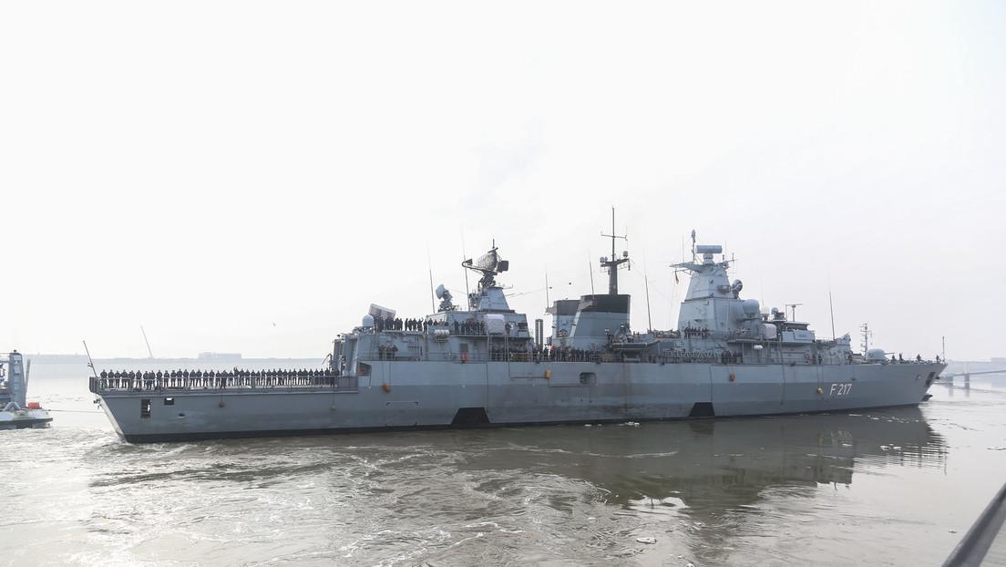 Affront gegen internationales Recht – Deutsche Fregatte in Mauritius