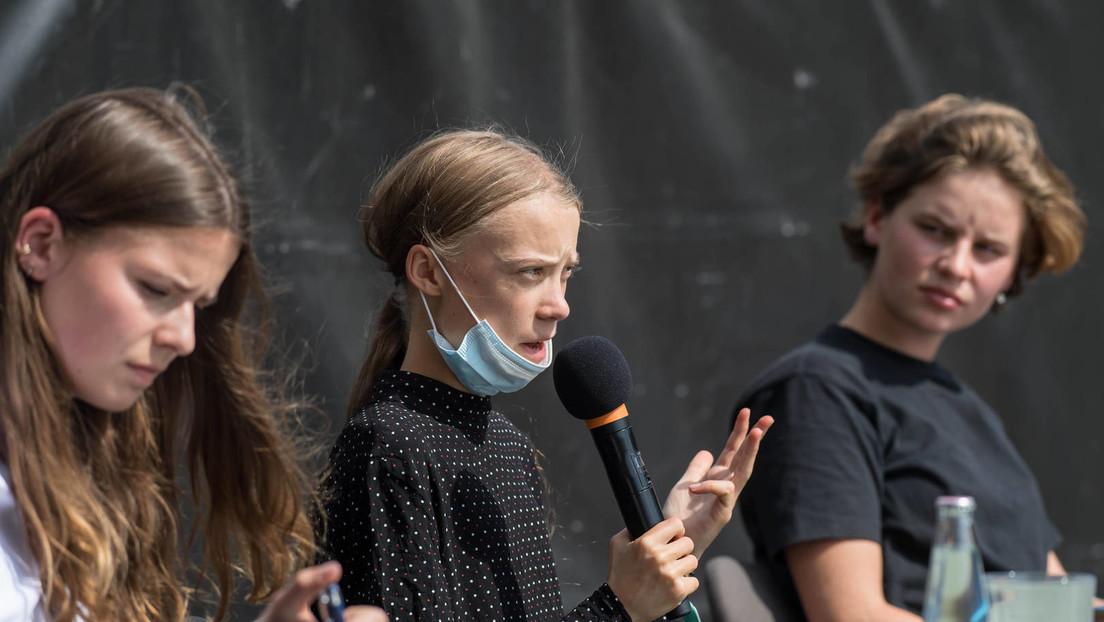 """Greta Thunberg vor Berlin-Reise: """"Wir sind keine Lobbyisten für die Grünen"""""""