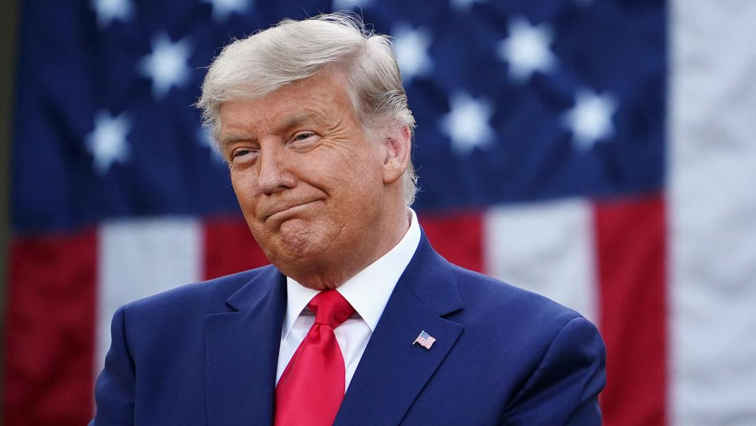 """Donald Trump über Impfgegnerinnen: """"Ist sie Russin? Alles klar!"""""""
