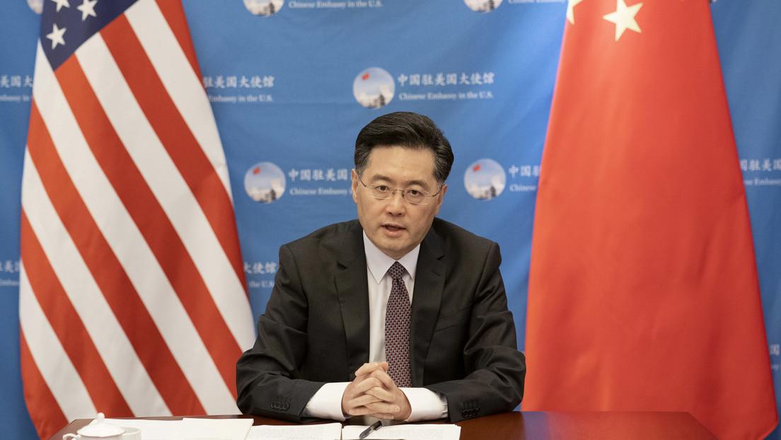 Peking: USA müssen Minderheitenrechte sicherstellen