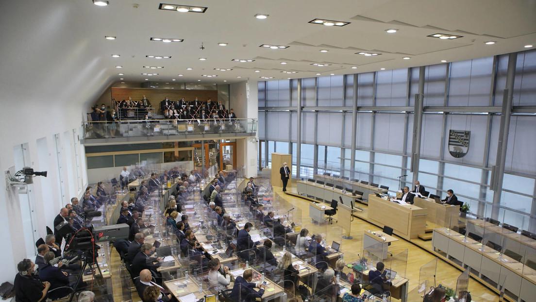 Sachsen-Anhalt: Grüne zweifeln an Rechtmäßigkeit der Wahl