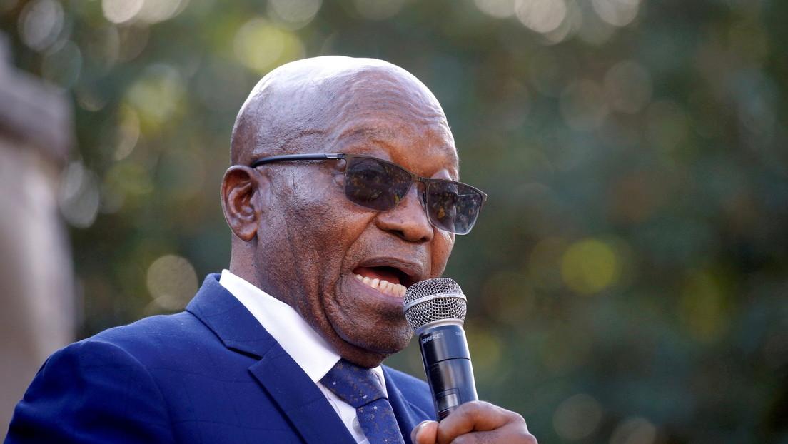 Südafrika: Oberstes Gericht lehnt Antrag von Ex-Präsident Zuma auf Aufhebung von Haftstrafe ab
