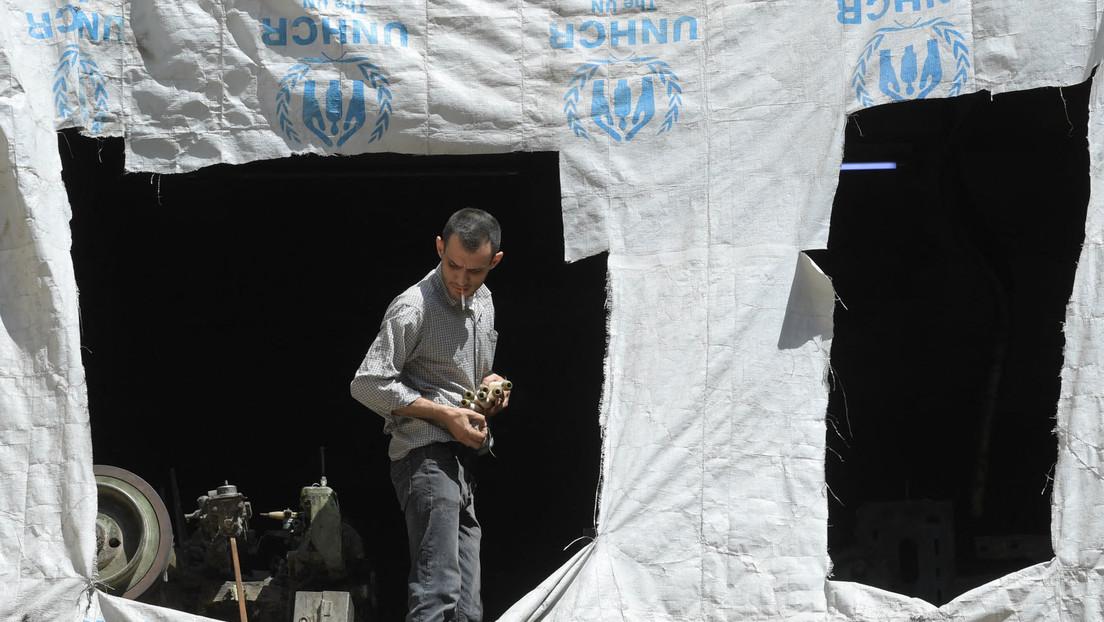 Wie der Westen aus Syrien einen humanitären Notfall macht
