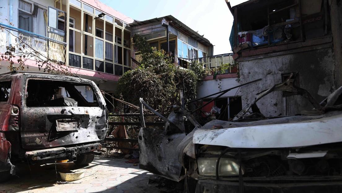 USA geben Tötung von Zivilisten beim Drohnenangriff in Kabul zu – aber niemand wird bestraft